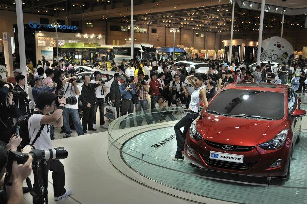 2012 Busan International Motor Show
