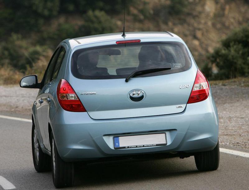 2012 Hyundai i20 in India