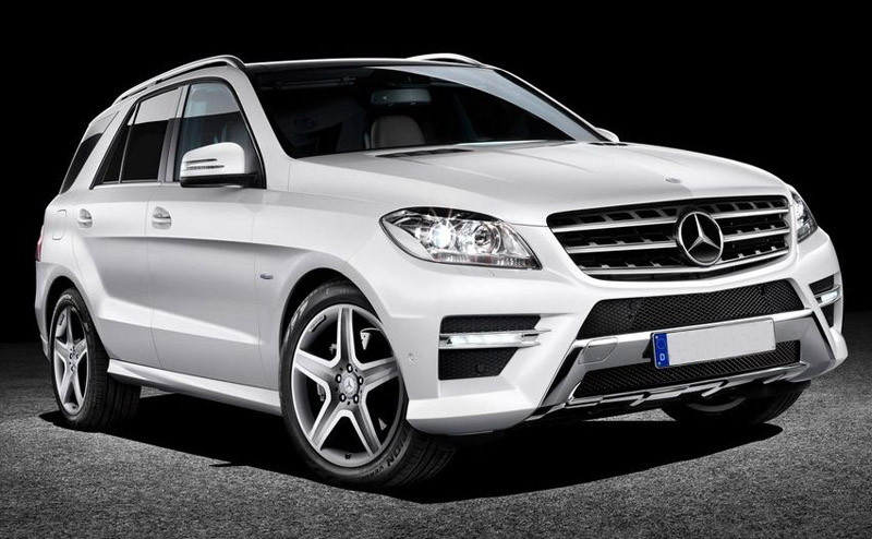 2012 Mercedes-Benz ML 350 CDI