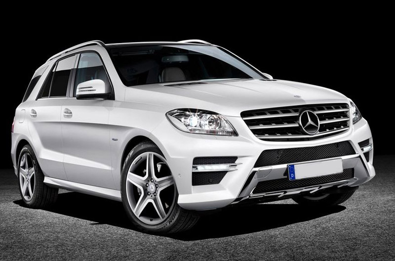 2012 Mercedes ML350 CDI launch scheduled for May 15