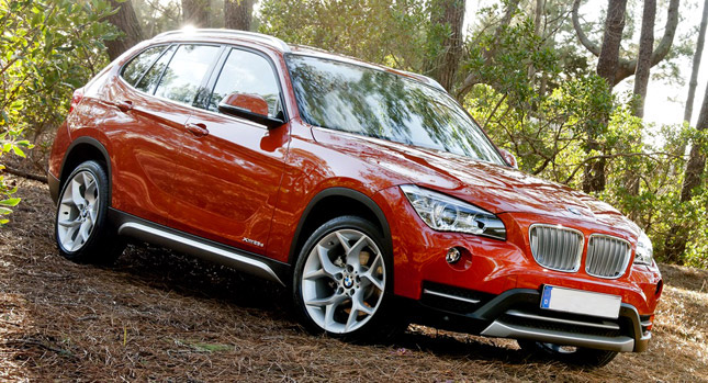 2013 BMW X1 likely to be launched by late 2012 in India