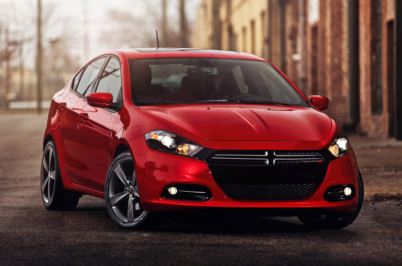 Aero Package added to the 2013 Dodge Dart to increase Fuel Efficiency