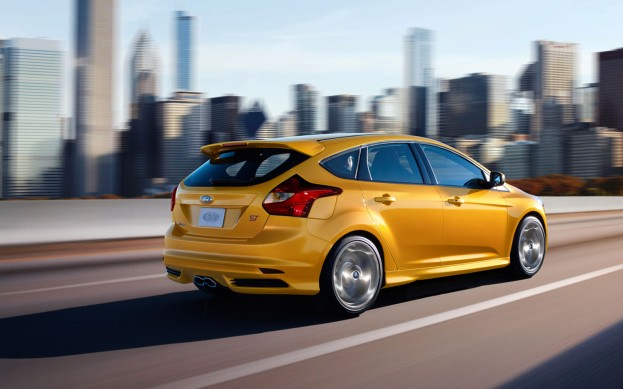 2013 Ford Focus ST all set to have an Active Sound Symposer