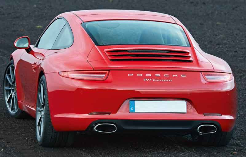 2013 Porsche 911 about to come to India very soon