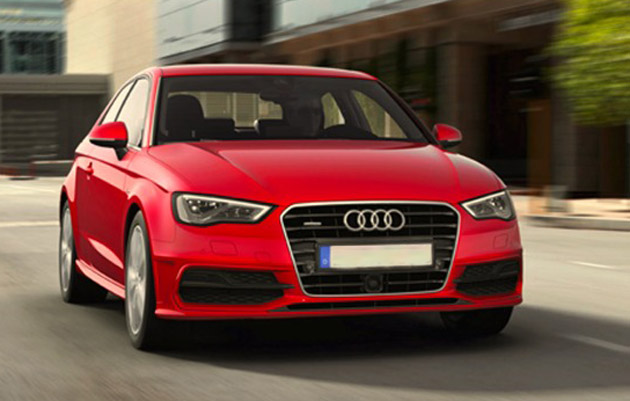 Audi A3 to debut in a completely new form in 2014