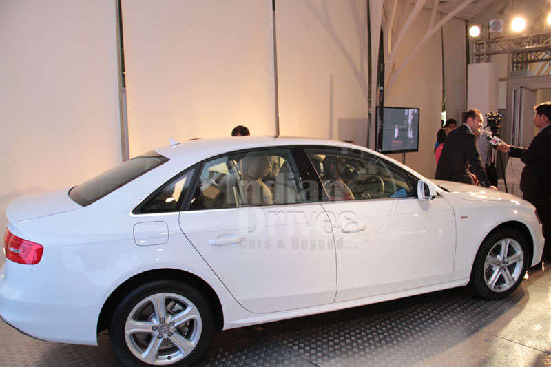 Audi India plans a 50% rise in its Production capacity