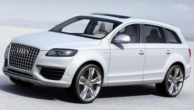 Audi Q8 details revealed