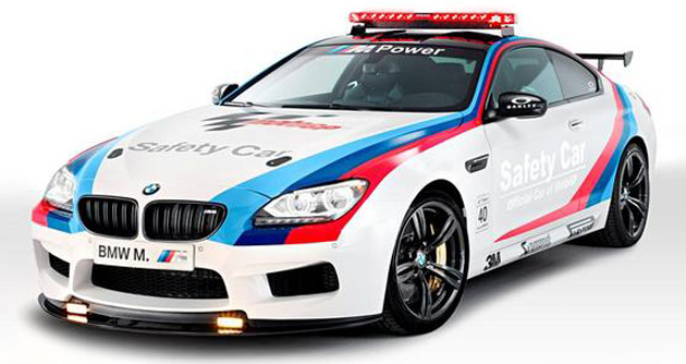 BMW M6 MotoGP Safety car unveiled