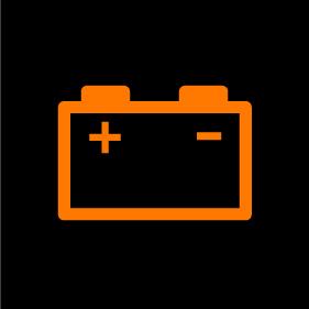 Battery warning