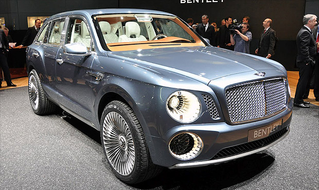Bentley EXP 9 F to enter production virtually unchanged