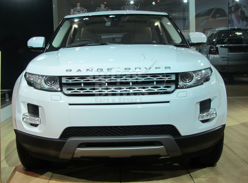 Bigger Range Rover Evoque to roll out in 2015