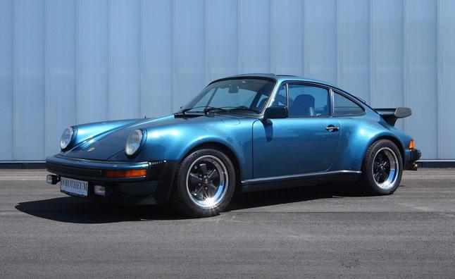 Bill Gates Porsche 911