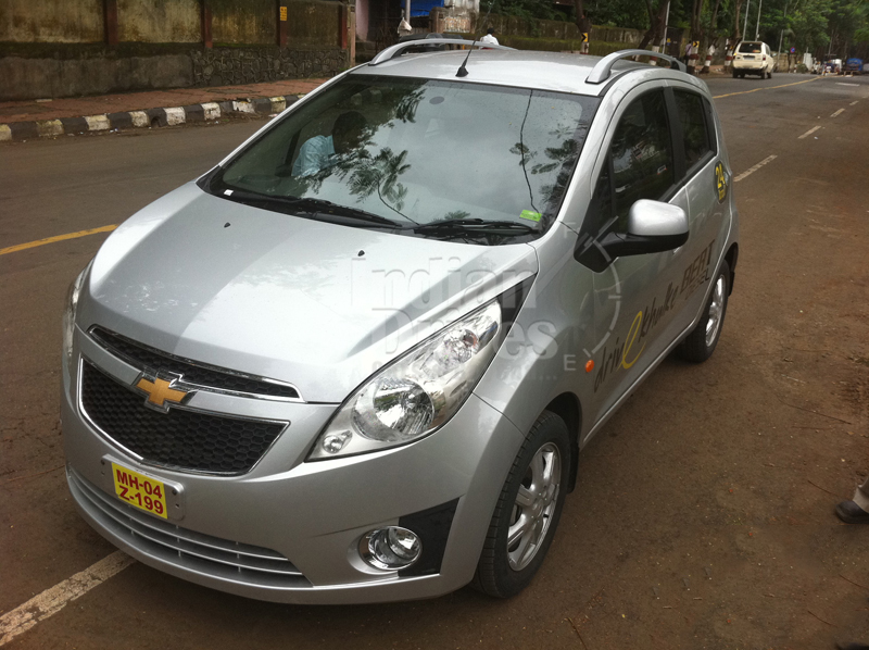 Chevrolet Beat Sedan possibly in works