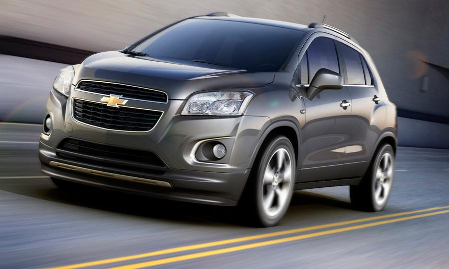 Chevrolet Trax image released by General Motors