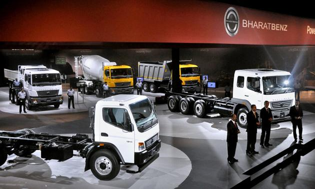 Daimler India to launch 18 BharatBenz trucks in next 18 months