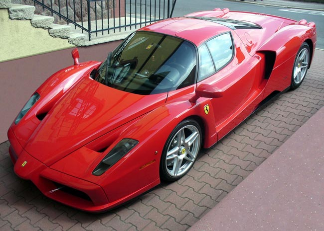 Ferrari To Launch New Enzo By 2012 End