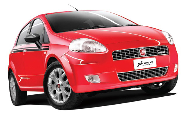 Fiat Grande Punto Sports launched at Rs 7.36 lacs