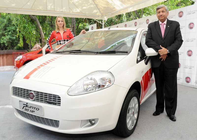 Fiat Punto 90 hp Sports to launch on 18th May
