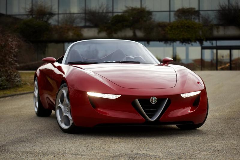 Fiat to develop Alfa Romeo roadster under Mazda venture