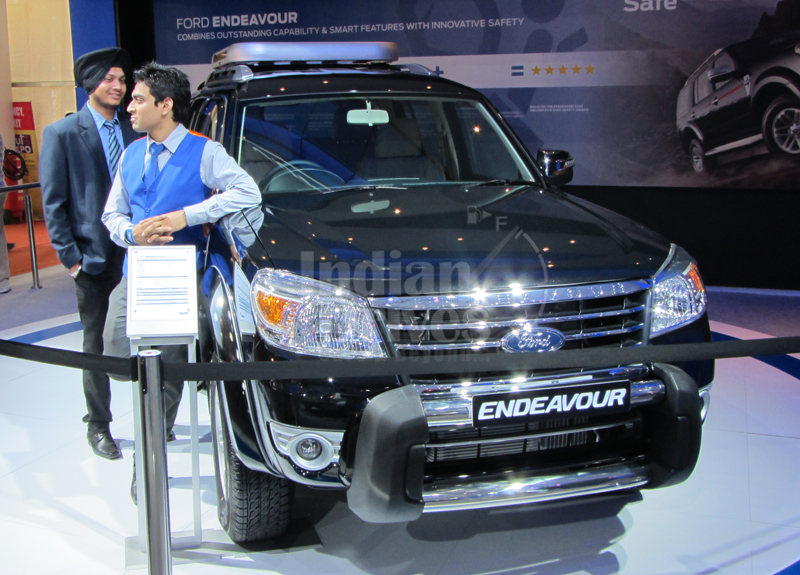 Ford Endeavor Launch in India Delayed