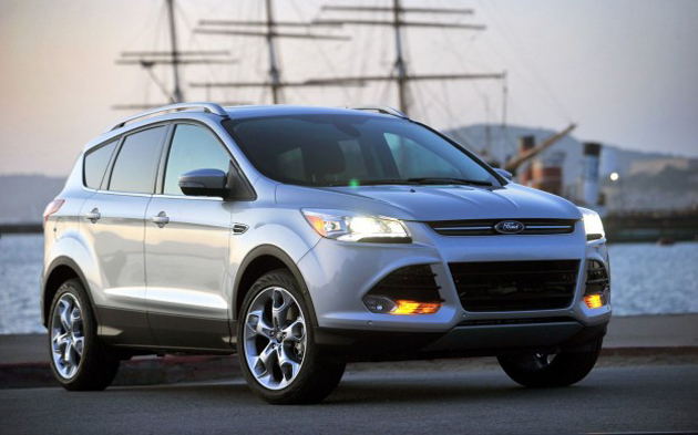 Ford will put EcoBoost Engines in the Escape SUV