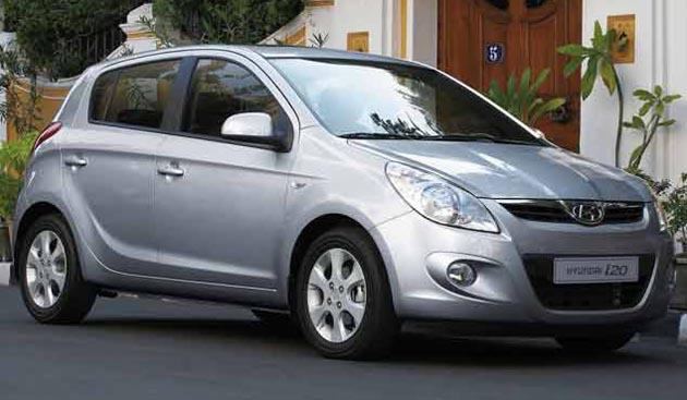 Hyundai i20 in India