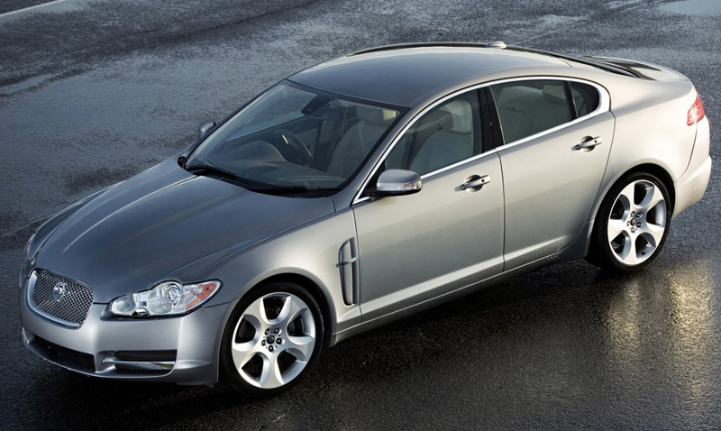 Jaguar XF to be assembled in India