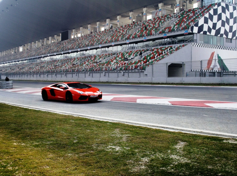 Lamborghini to organize 'Track Day' at BIC to lure potential buyers