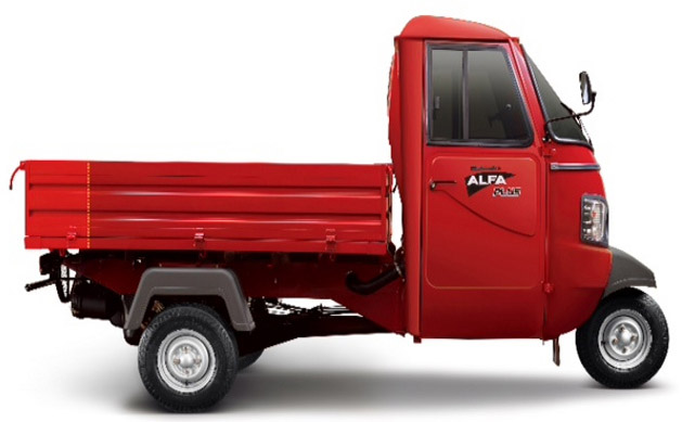 Mahindra Introduces Alfa Plus Load Carrier