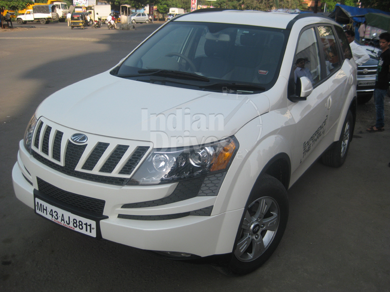 Mahindra willenter the global automobile market with its XUV500
