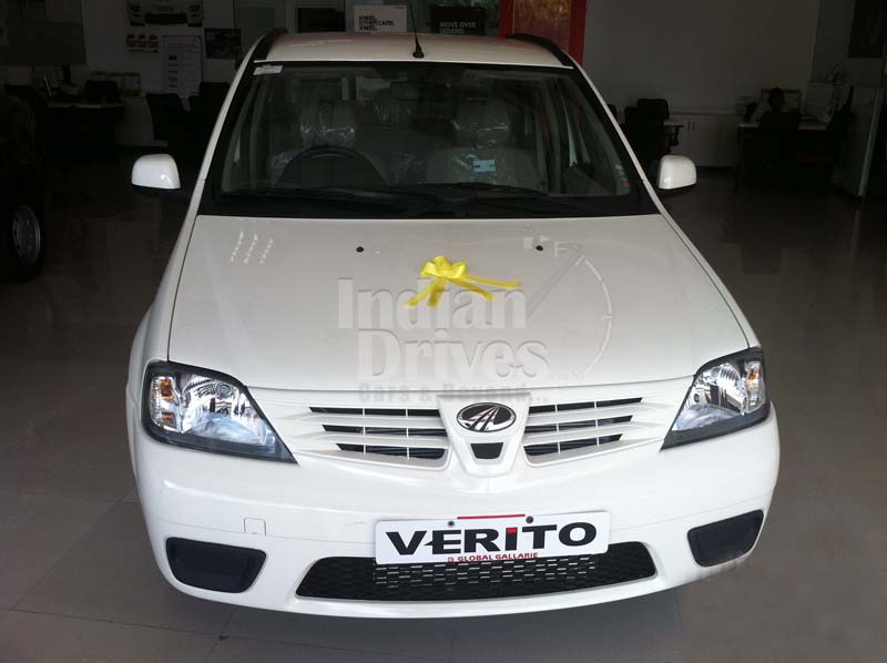 Mahindra to launch a Verito-based hatchback in September 2012