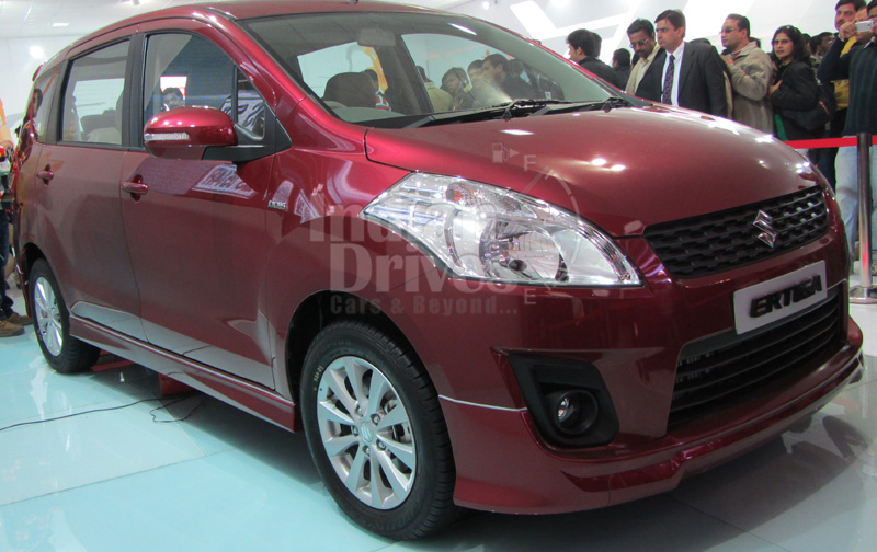 Maruti Suzuki Ertiga exploring options to meet huge demand