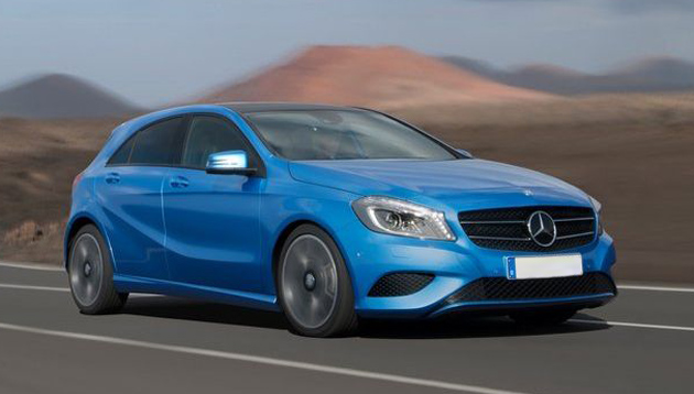 Mercedes Benz A-Class to sport Renault K9K diesel engine