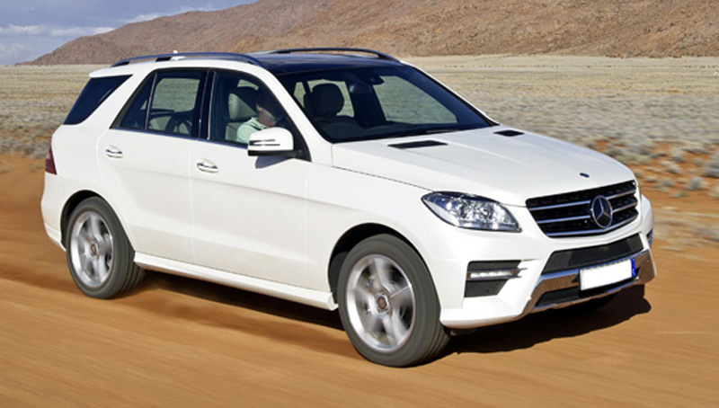Mercedes-Benz ML 250 CDI