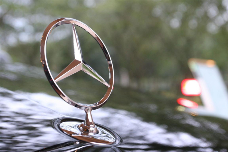 Mercedes Benz looses market share in India