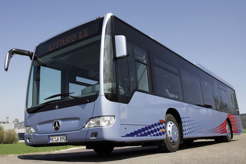 Mercedes Benz to Introduce Luxury Buses in India