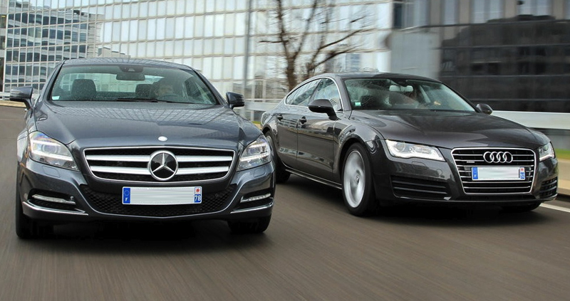Mercedes to overtake Audi as second best luxury carmaker