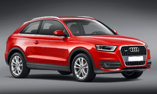 New Audi Q2 coming 2014-15