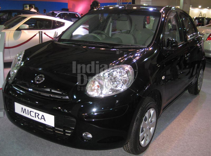 Nissan Micra in India