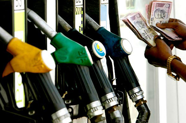 Petrol price drops by Rs 1.26 in New Delhi