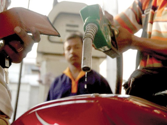 Petrol price increased
