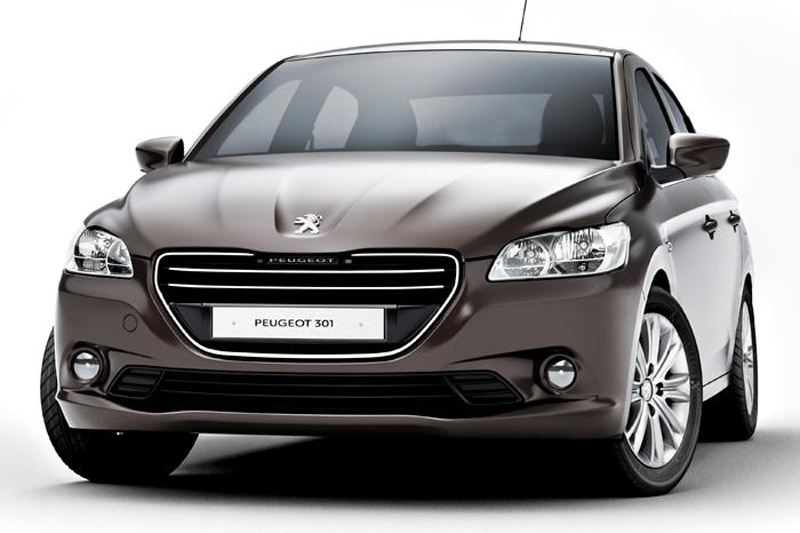 Peugeot 301 to debut in India