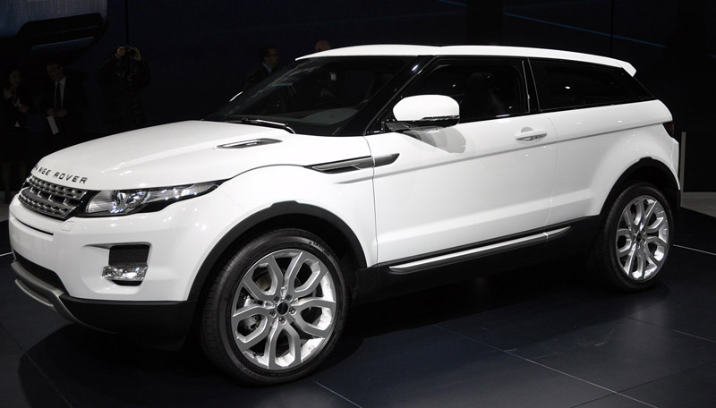 Range Rover Evoque named Diesel Car of the Year