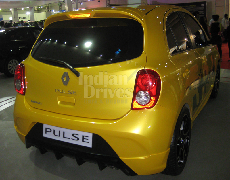 Renault Pulse petrol launched at Rs 4.25 lacs