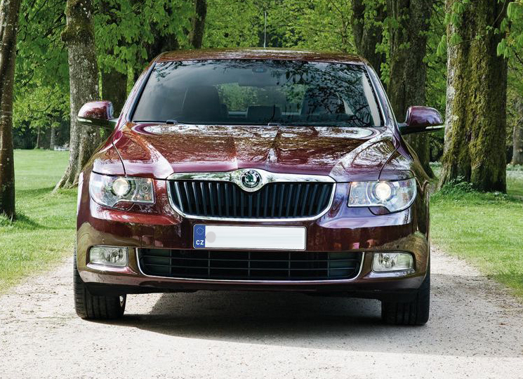 Skoda Superb Ambition in India