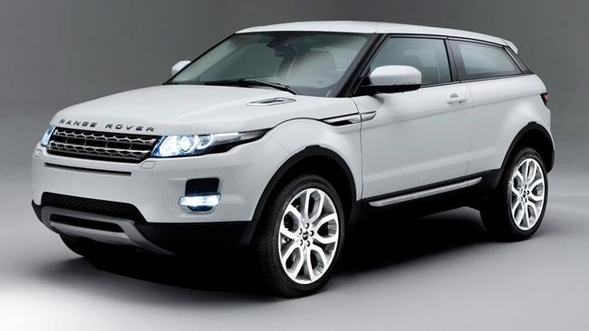 Sport version of Range Rover Evoque in progress