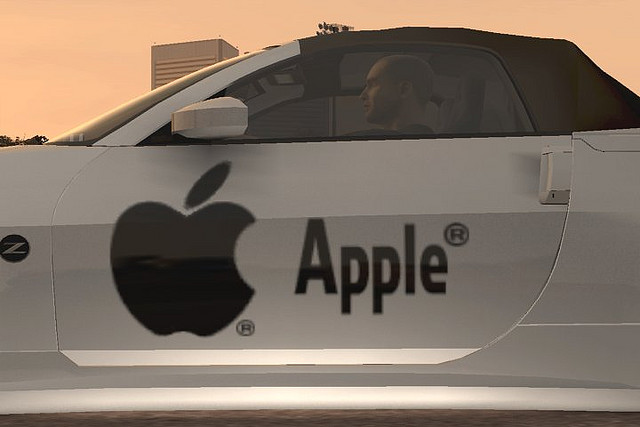 Steve Jobs wanted to build an iCar