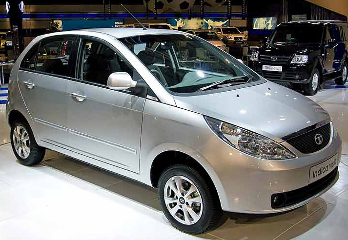 Tata Indica Vista heads to Spain, Xenon and Aria will follow suit