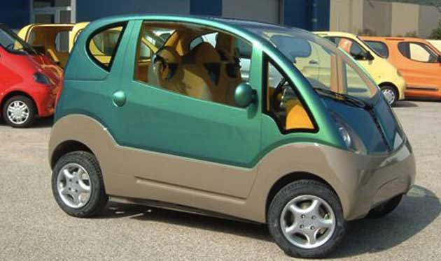Tata Motors Tie Up with MDI for Air Compressed Cars