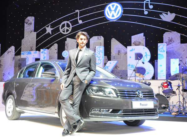 Think Blue Campaign of Volkswagen Supported by Neil Nitin Mukesh